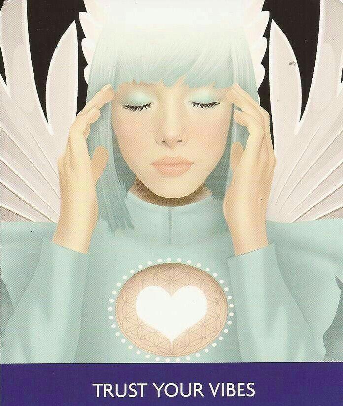Ich verbinde mich mit der geistigen Welt und empfange mithilfe meiner Orakelkarten Botschaften/Impulse, die es dir erleichtern und dich unterstützen, deinen Herzensweg zu gehen und um zu lernen, de…