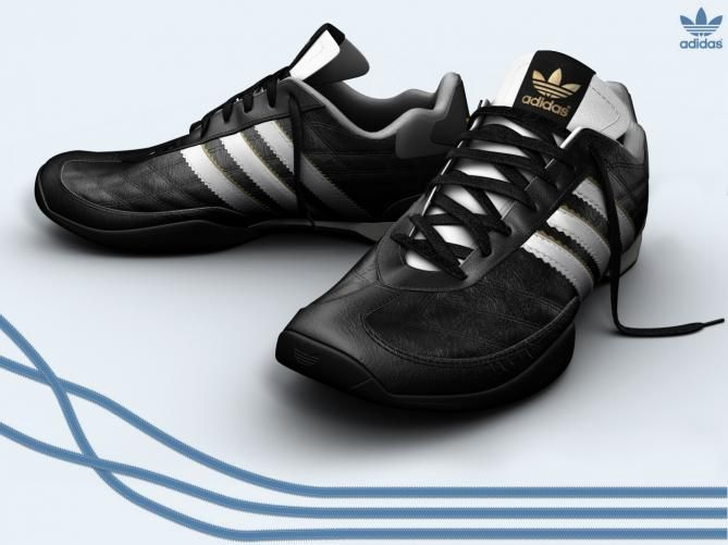 adidas shoes formal