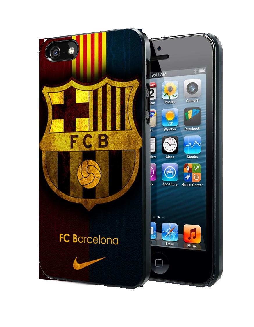 low cost 2fae4 058ec Barcelona FC iPhone 4 4S 5 5S 5C Case | iPhone Cases | Iphone cases ...