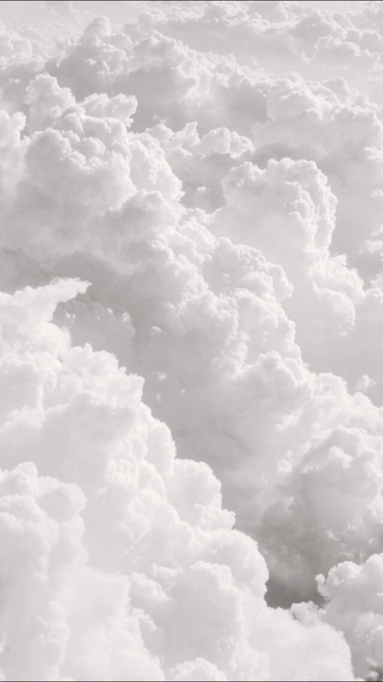 Wallpaper Iphone Aesthetic White