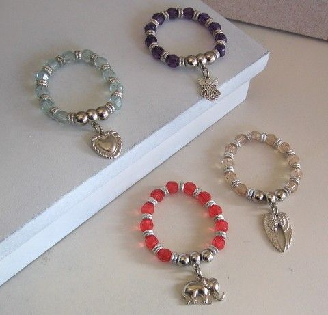 Pulsera Crystal pulseras Pinterest Bracelets Bracelet