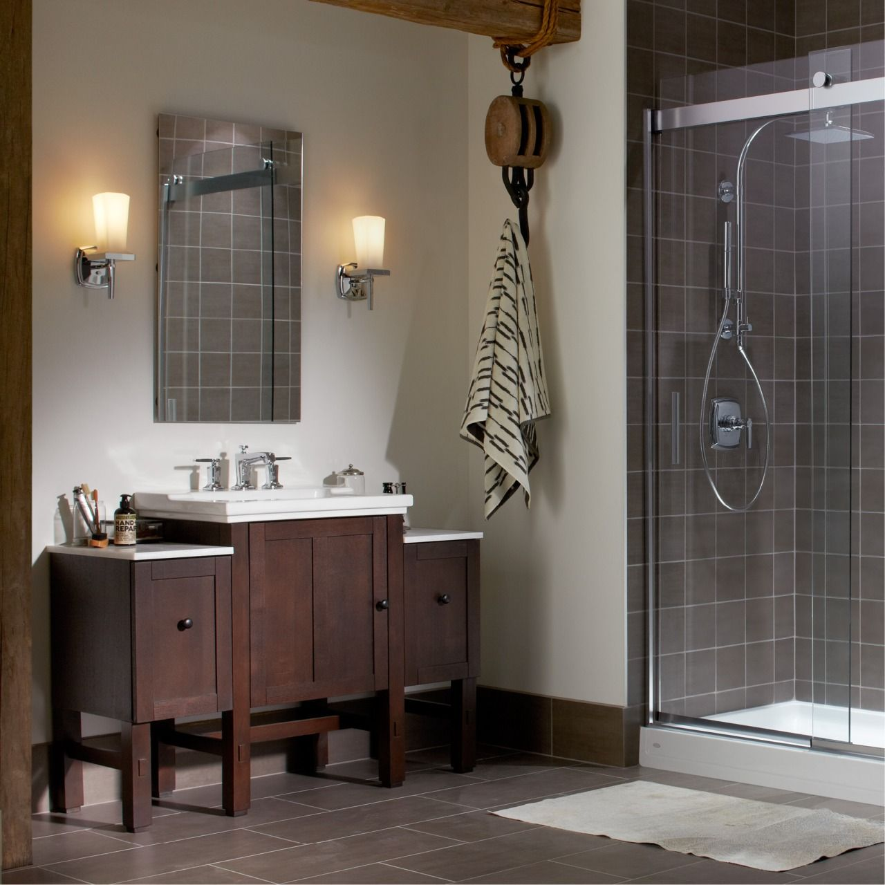 Bathroom Remodel Ideas Kohler bold ideas from kohler | bathroom remodel | pinterest | 24 vanity