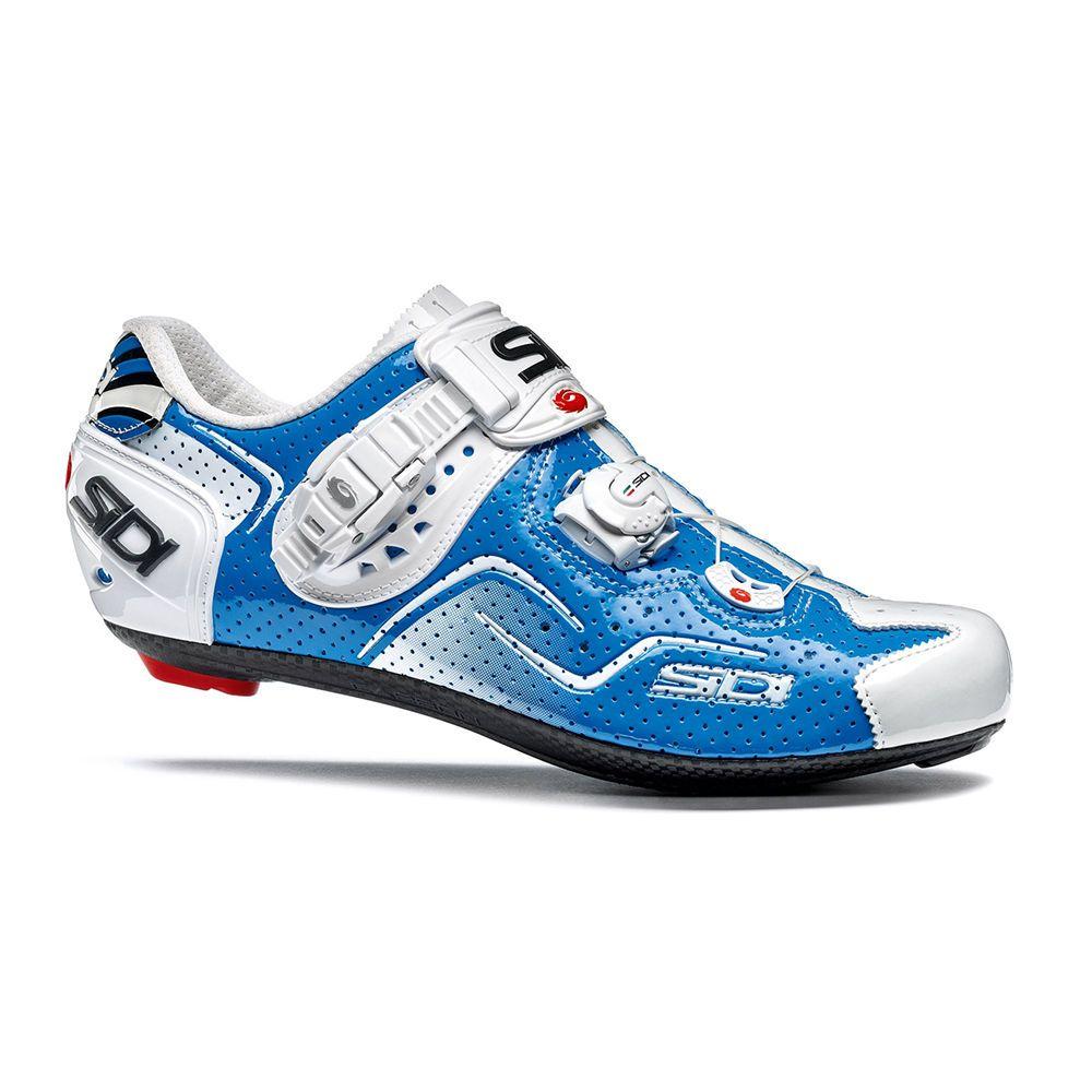 SIDI KAOS Air Road Cycling Shoes Blue//White