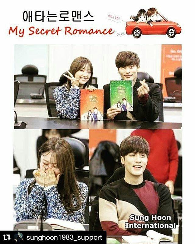 "#Repost @sunghoon1983_support ・・・ [애타는 로맨스] new drama ""My Secret Romance"" Script Reading today 대본 리딩 내부 현장 공개 ... [출처 source] #가딘미디어 #Godinmedia naver blog Thank you very much ... Link >>> http://blog.naver.com/godinmedia/220860119419 .... ... #sunghoon #성훈 #배우성훈  @sunghoon1983  파이팅! Fighting!! #ソンフン #방성훈 #成勋 #成勛 #sunghoon1983  #sunghoon1983_support #애타는로맨스 #MysecretRomance"