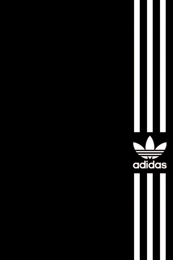 Black White Adidas Adidas Wallpapers Adidas Logo