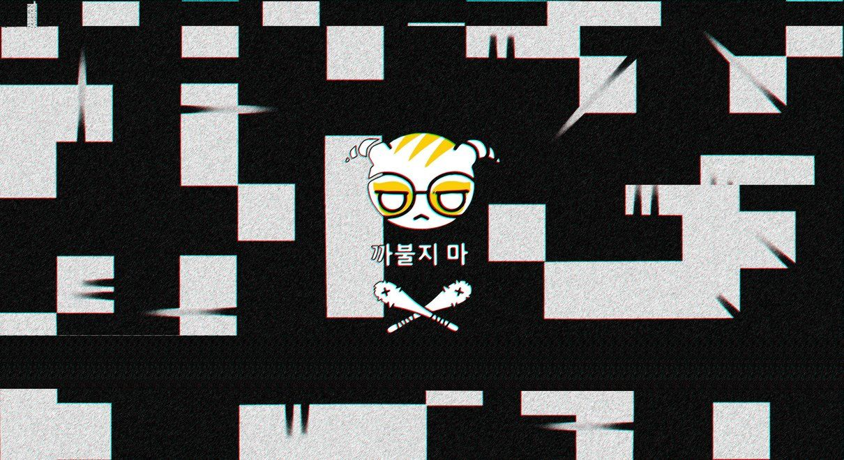 My Attempt At Making A Dokkaebi Hack Wallpaper