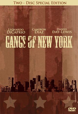 gangs of new york movie art