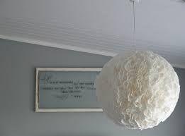 suodatinpusseista tehty lamppu