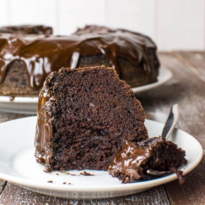 Saftiger Schoko Kuchen Mit Glasur Rezept Schoko Ruhrkuchen Schokoladen Kuchen Schokokuchen