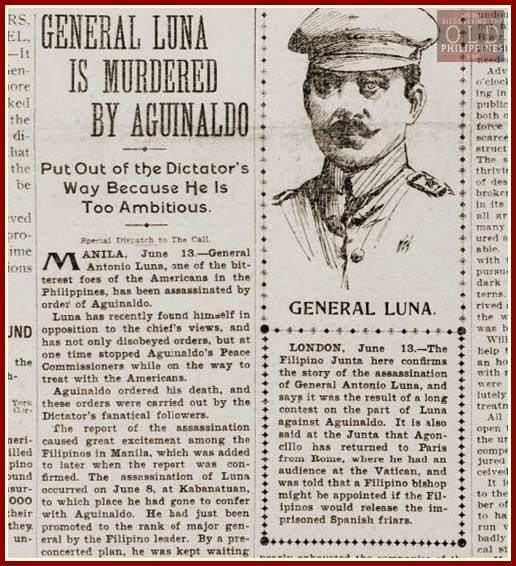 LUNAu0027S ASSASSINATION From San Francisco Call newspaper Dated June - newspaper