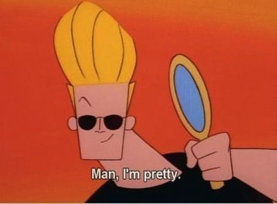 johnny {bravo} totally forgot about this show!   HAHA ...