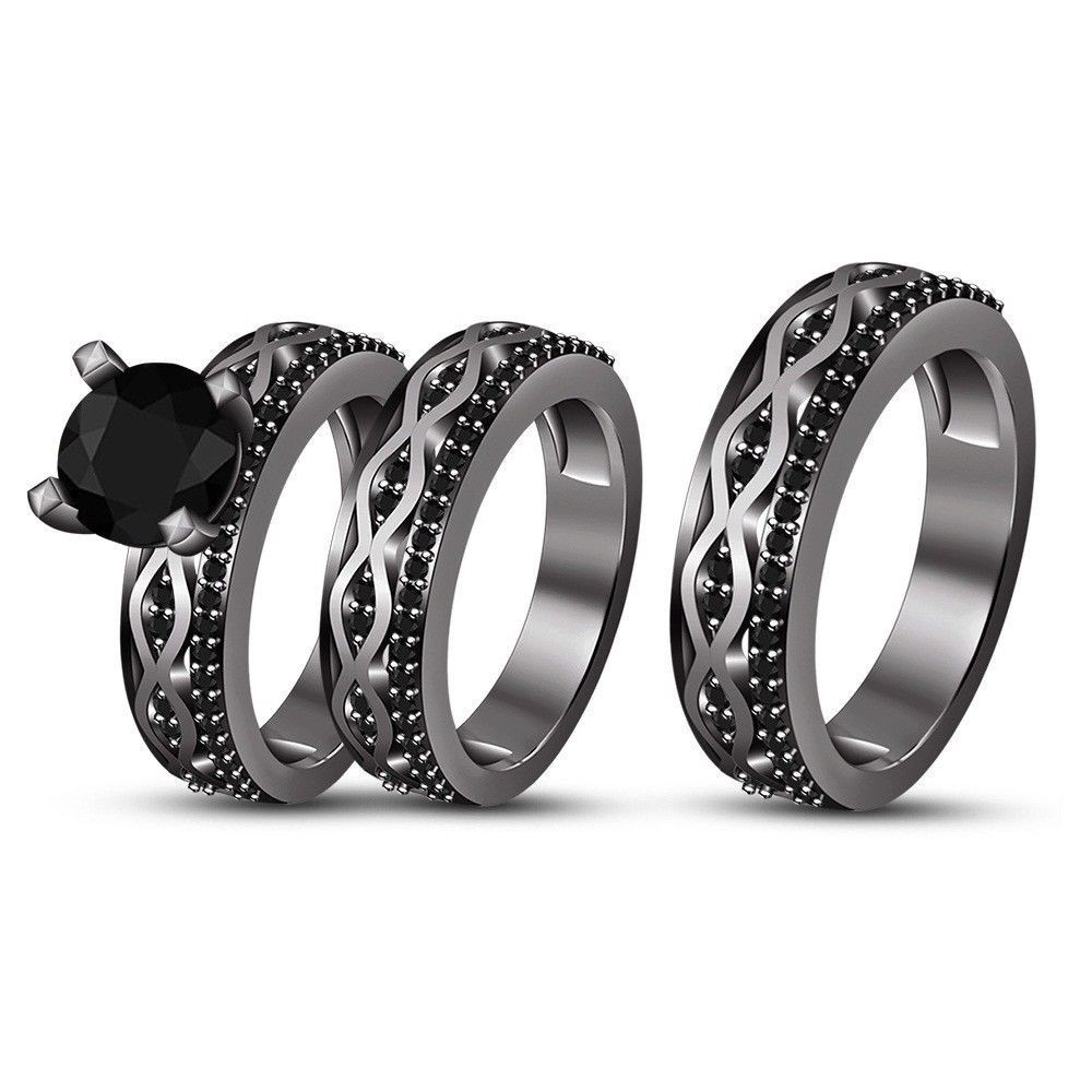 33++ Wedding band sets his and hers near me ideas in 2021