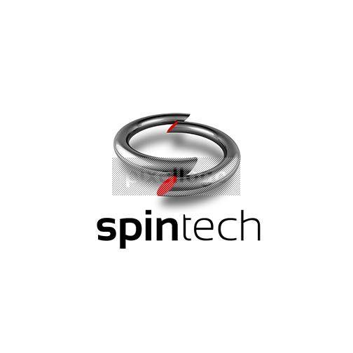 Spin Technology | 3D logos | 3d logo, Technology logo, Logos