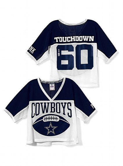 newest collection 6ac4b cfec5 Dallas Cowboys Shrunken Jersey | Fashion.Hair.Makeup.Nails ...
