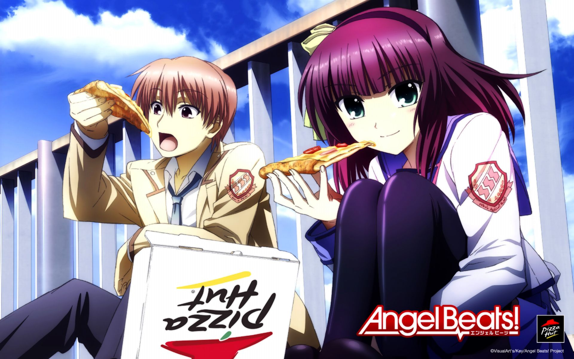 17 best images about angel beats beats monsters 17 best images about angel beats beats monsters and pizza hut