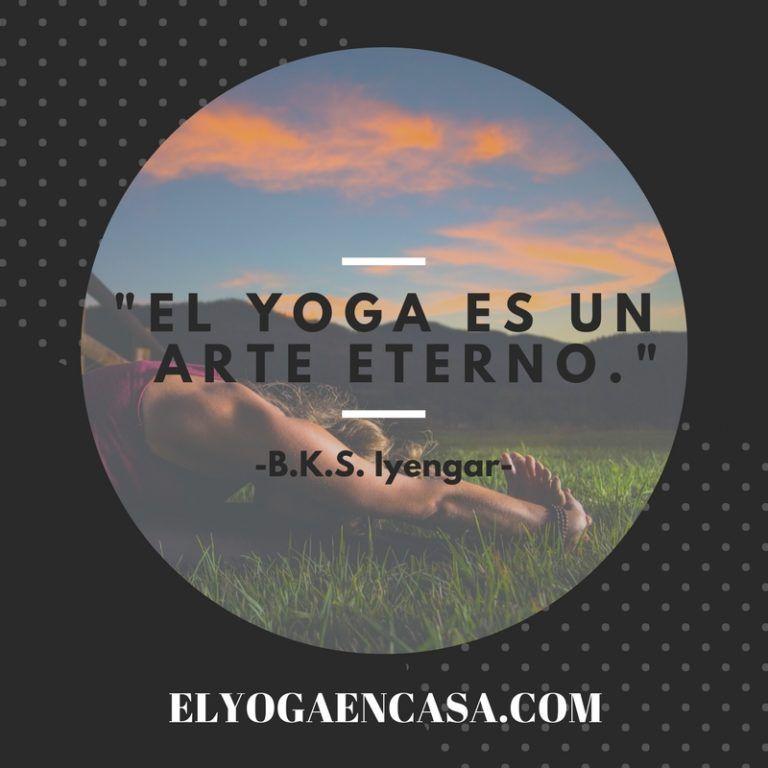 Bks Iyengar Frases Yoguiando Frases Inspiradoras Yoga Y