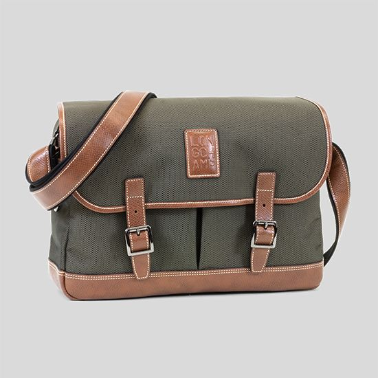 f7c27faf38 Longchamp Messenger Bag - Boxford
