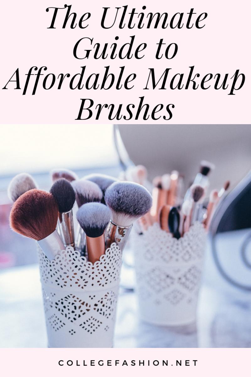 best affordable makeup brushes Affordable makeup brushes