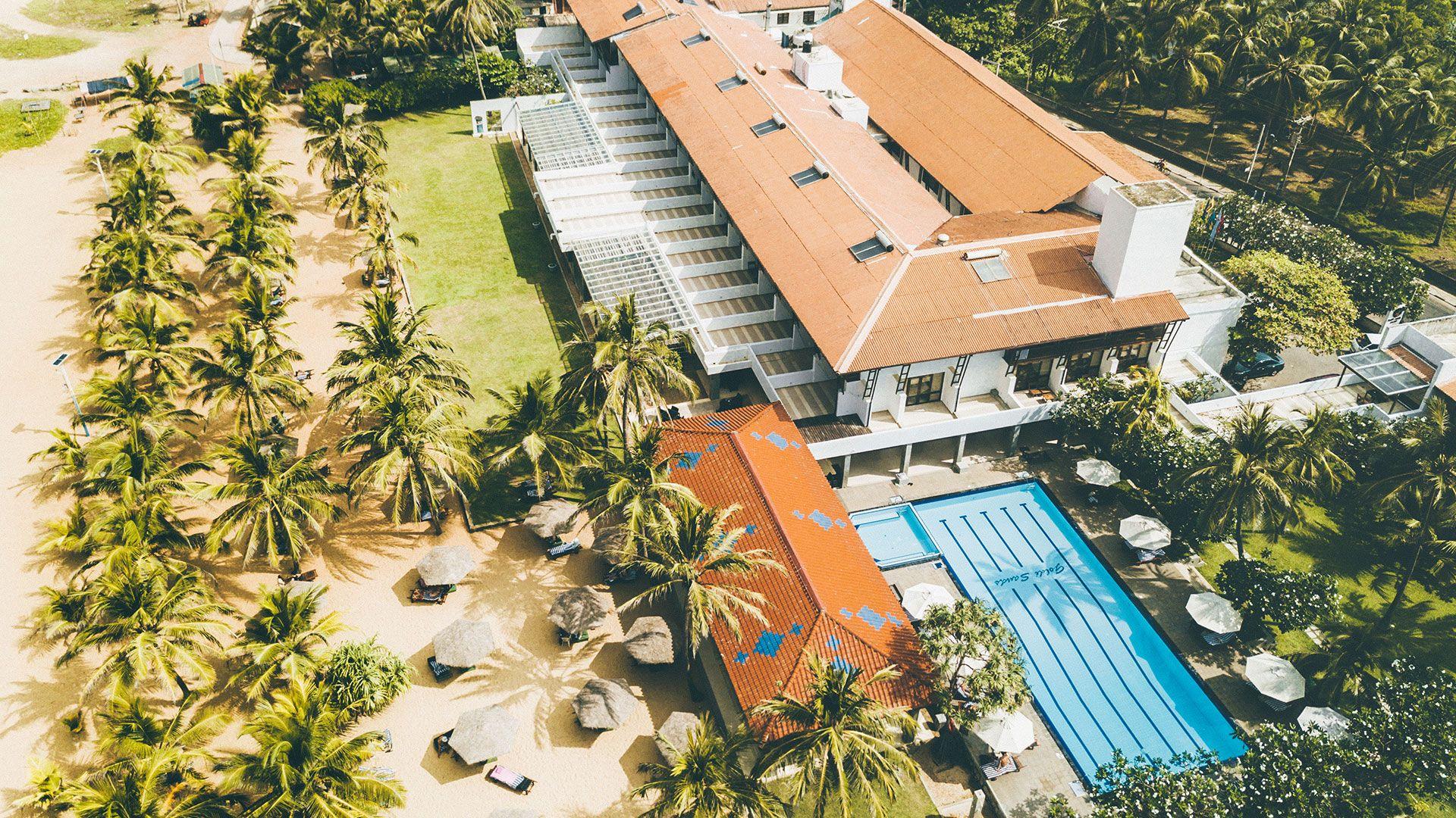 Beach Hotels In Negombo