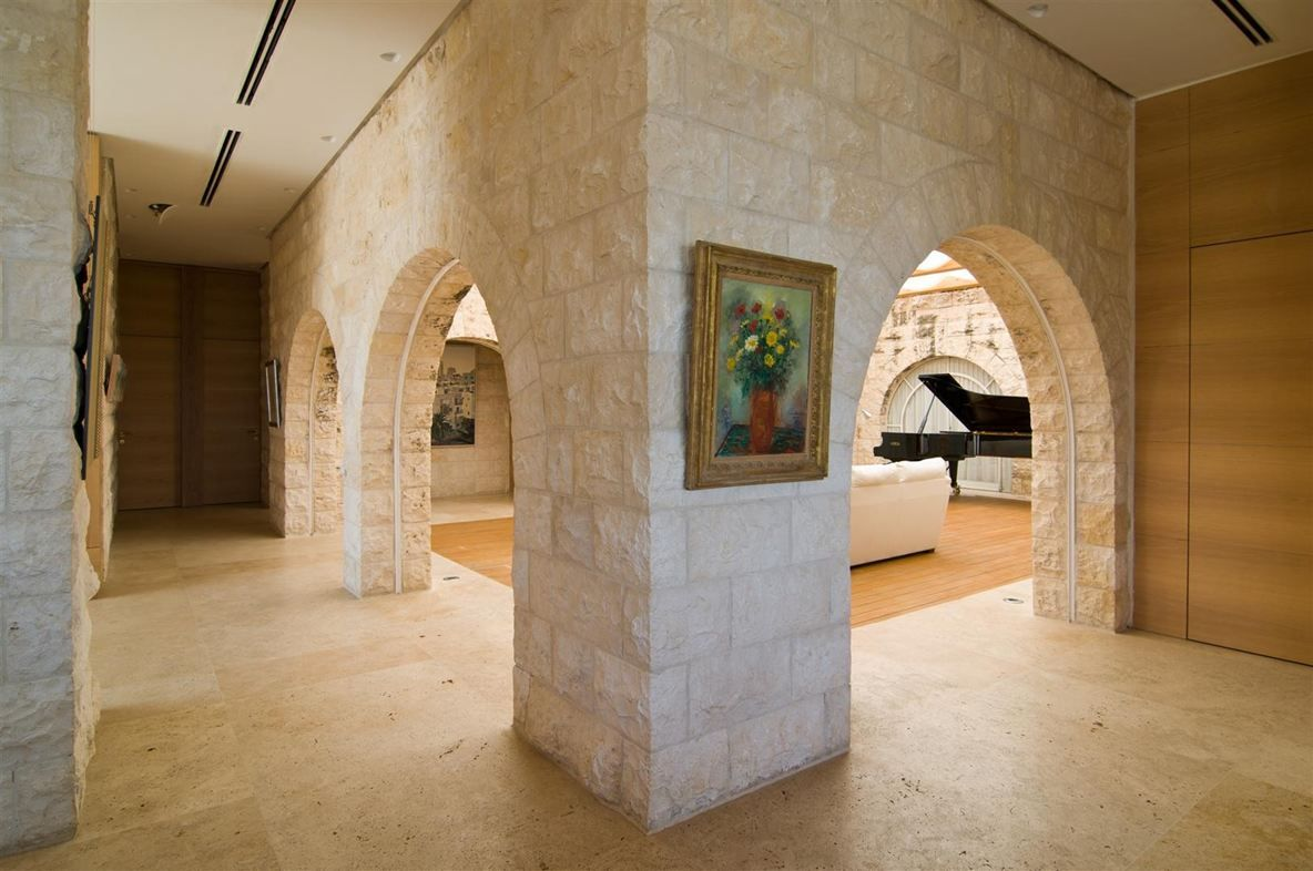 A House In The Jerusalem Mountains - Picture gallery