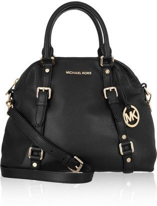 ShopStyle: MICHAEL Michael Kors Bedford textured leather