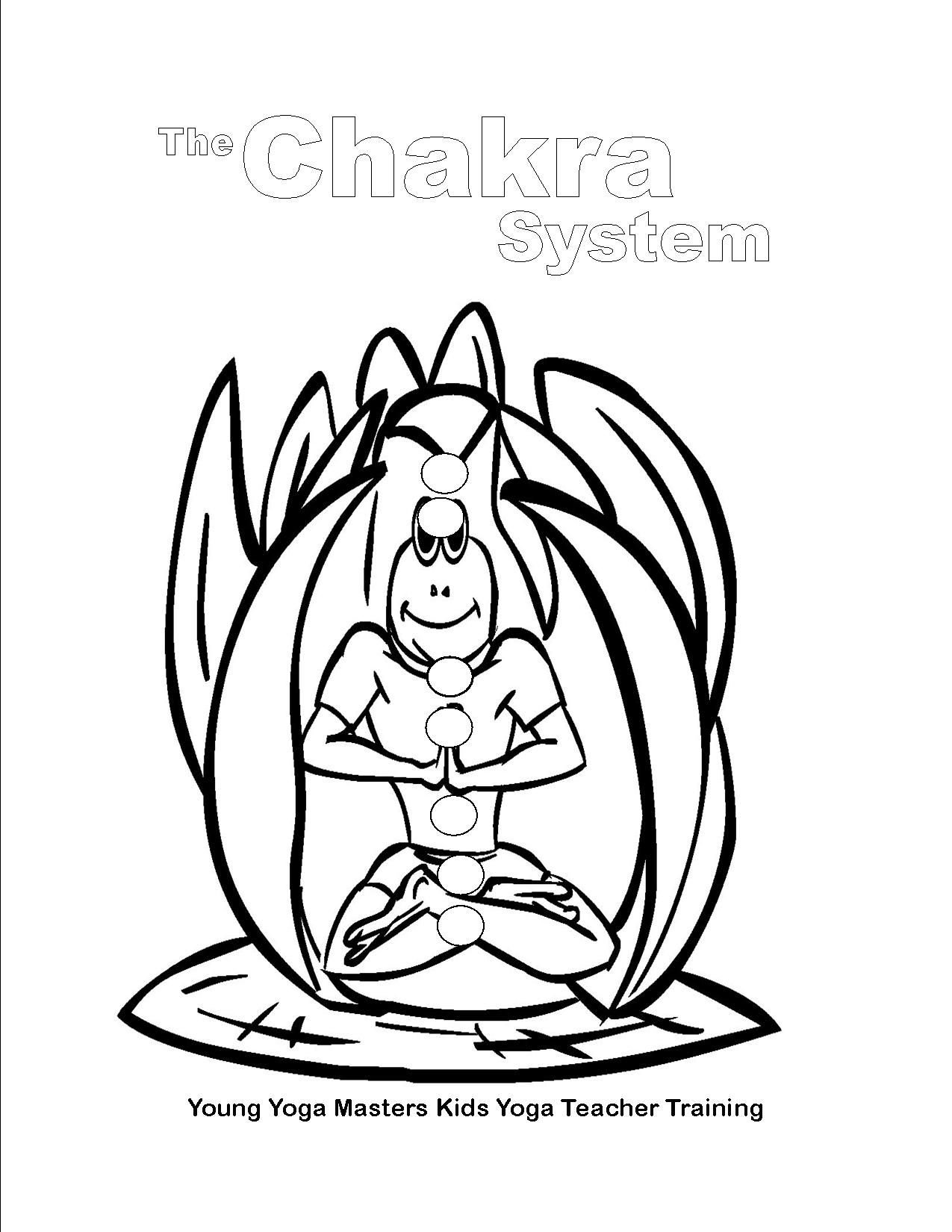 Free Chakra For Children Printable Pd From Young Yoga