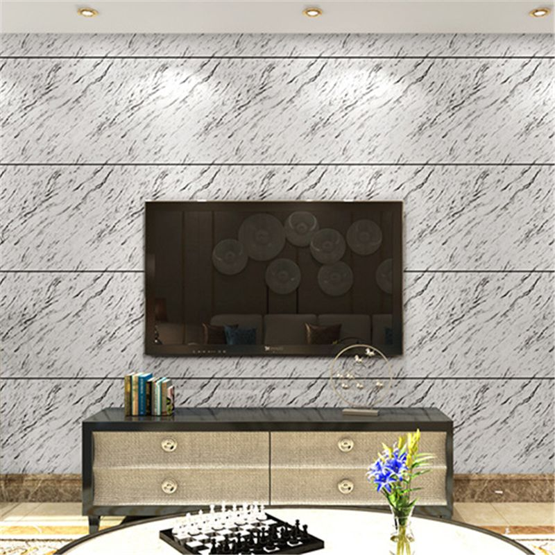 beibehang papel de parede Thick PVC Marble Wallpaper bedroom living