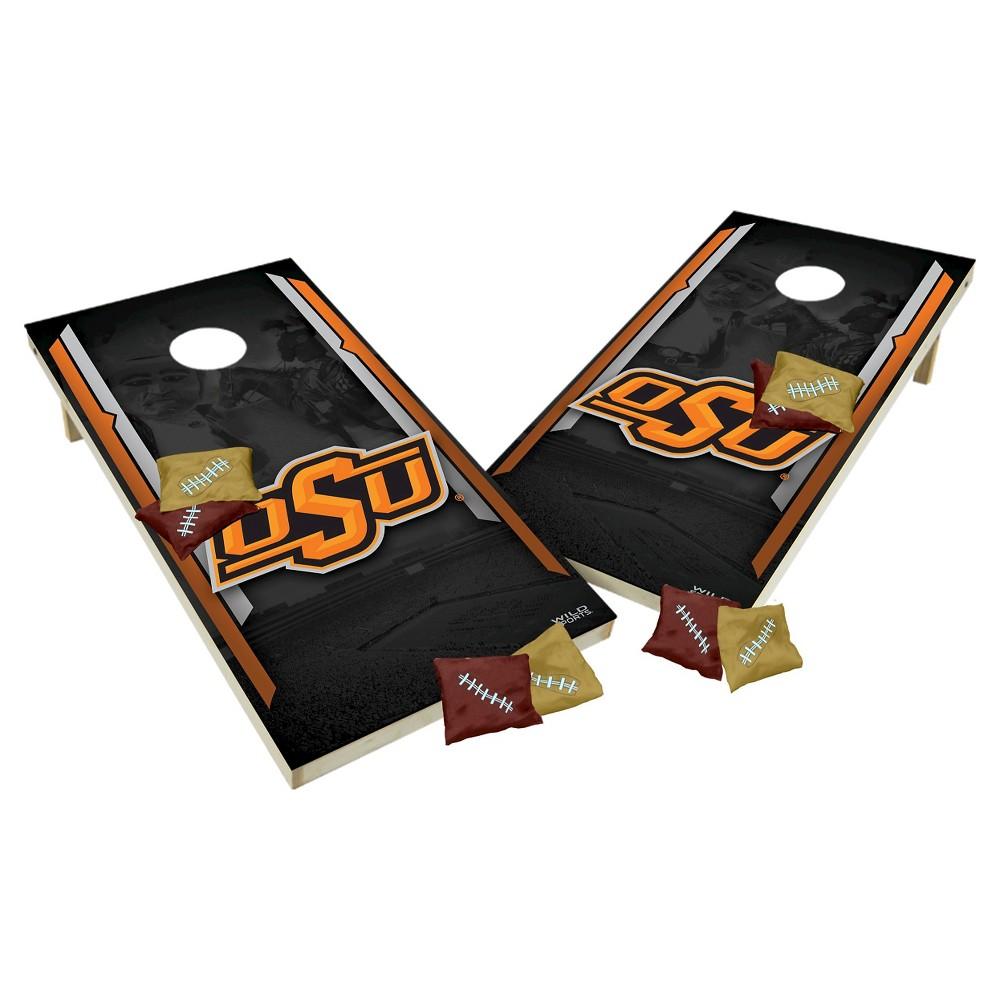 Wild Sports NCAA Heck Gate Bean Bag Game Set