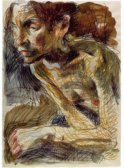 Johannes Gruetzke. http://www.galerierose.com/Gruetzke/Gruetzke_24_5_99.jpg