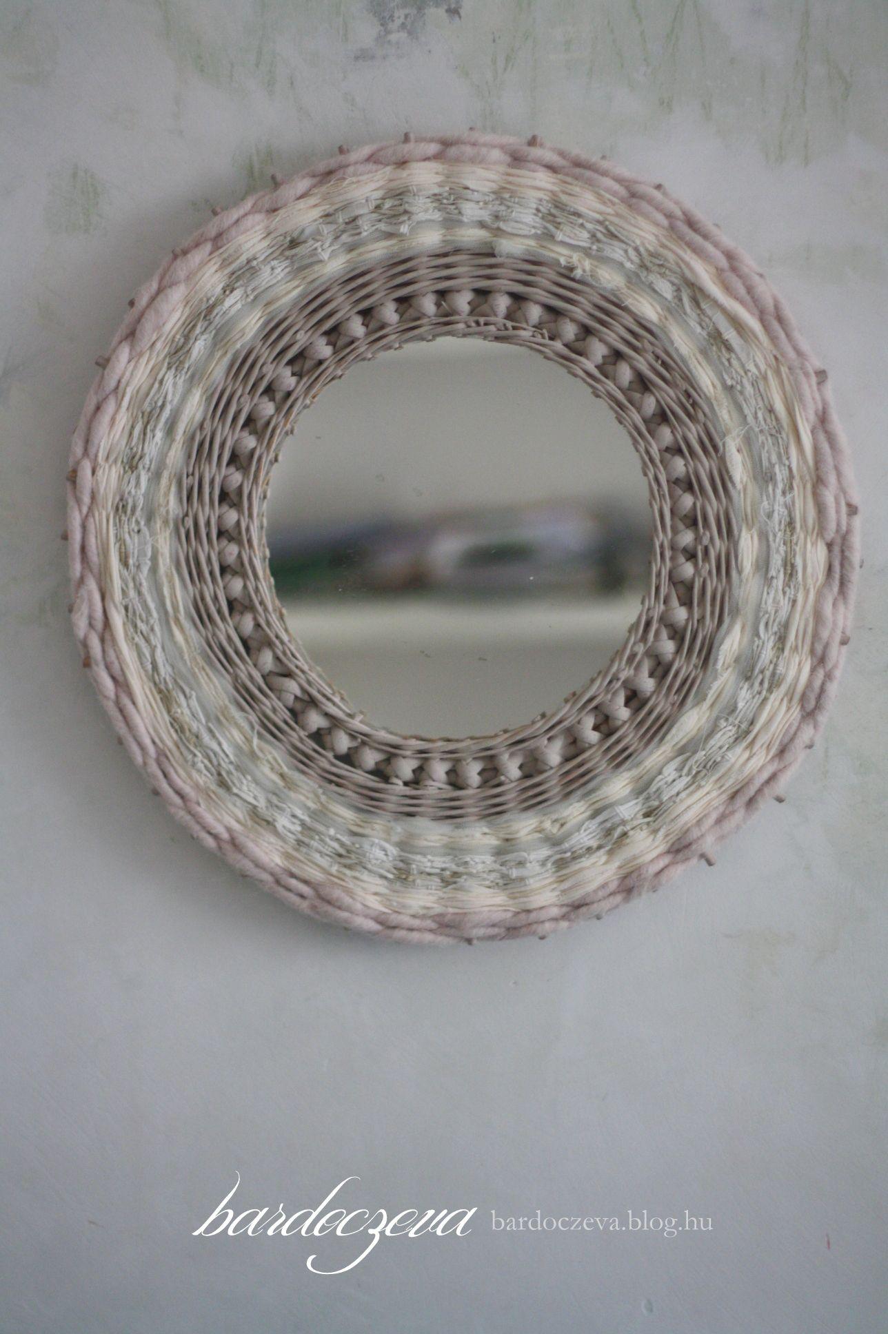 Retro tükör átalakítás - PURE DESIGN
