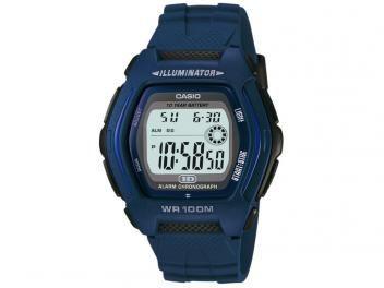 Relógio Masculino Casio HDD-600C-2AVDF - Digital Resistente à Água Cronômetro Calendário