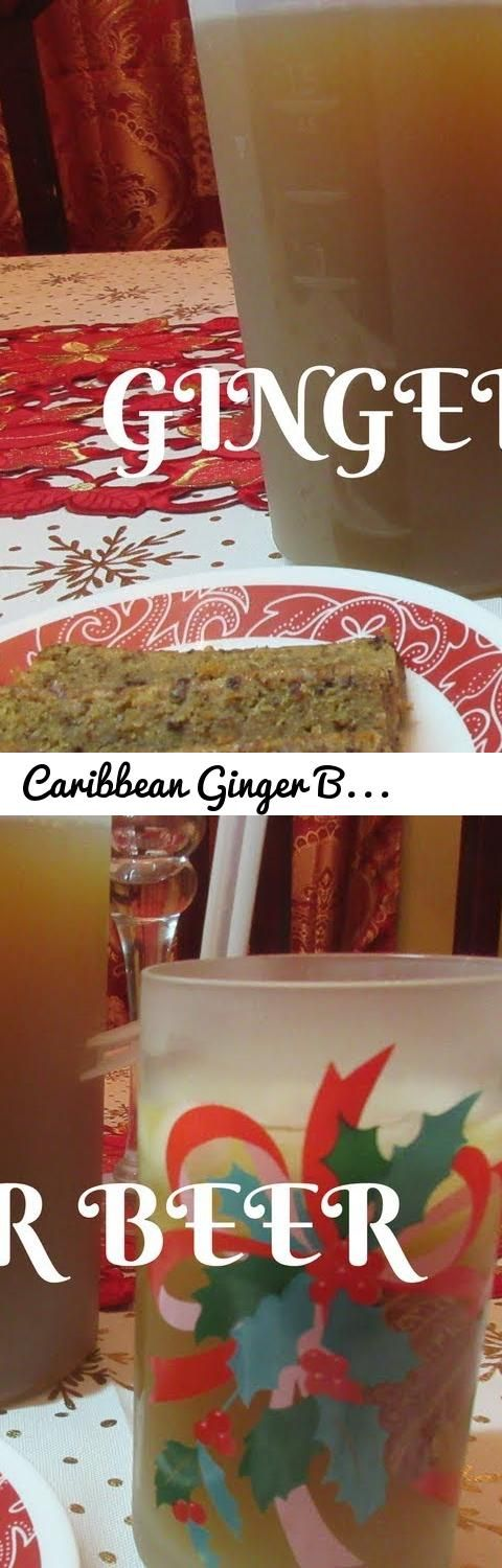 Caribbean Ginger Beer Step By Step Video Recipe I Real Nice Guyana
