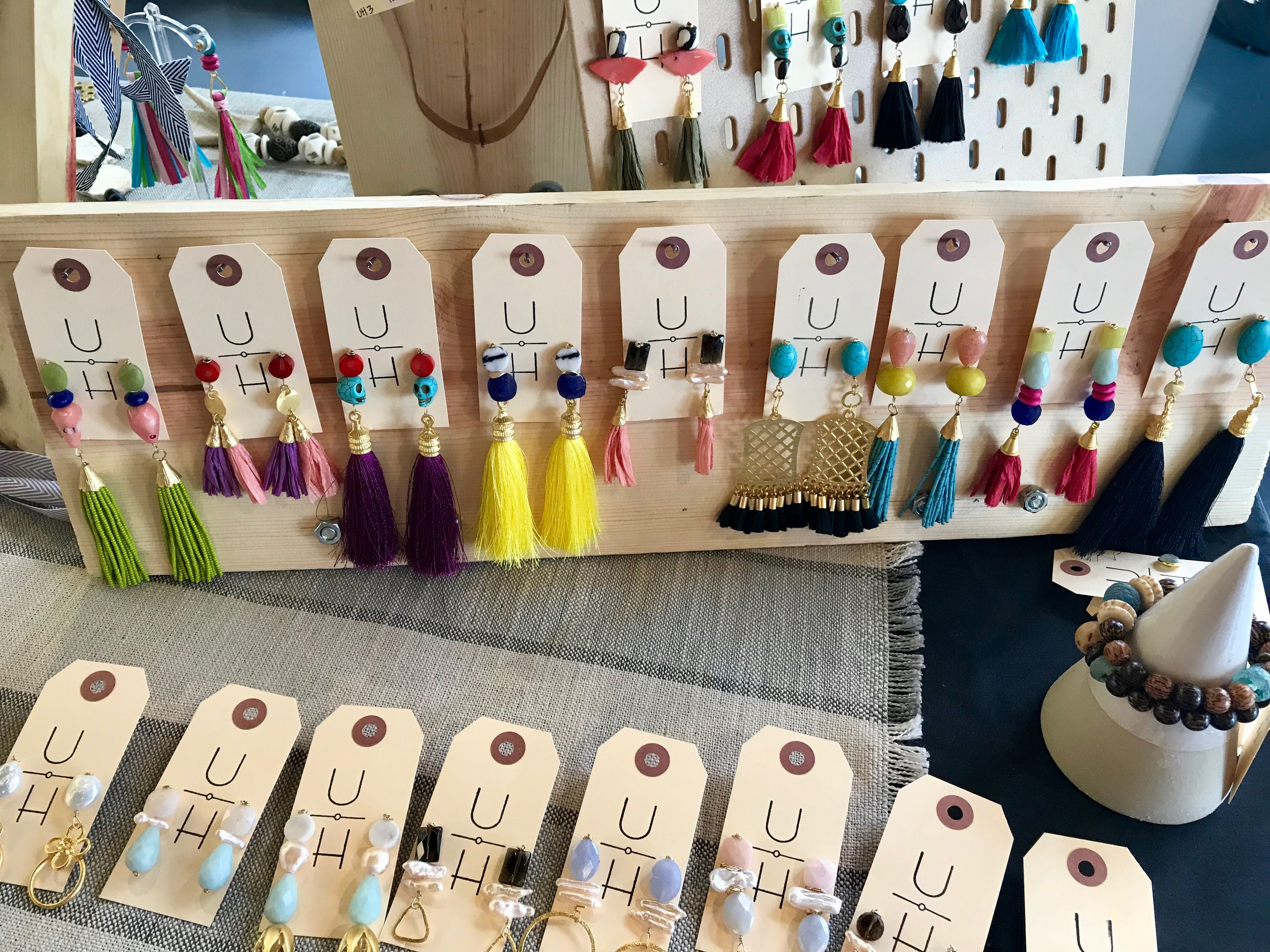 Urban Hardware popup at the KREWE trunk show at Eclectic