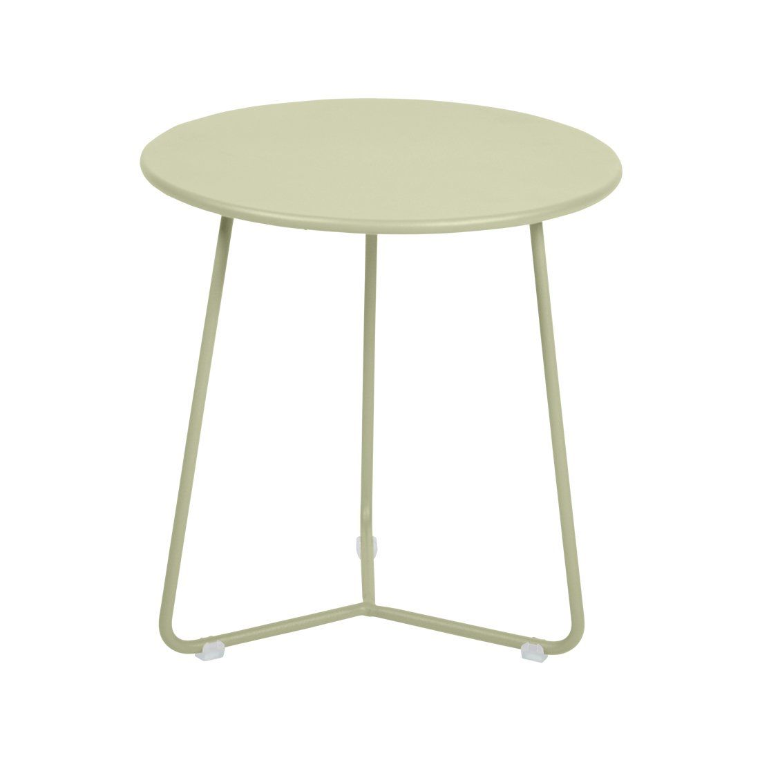 Fermob Cocotte Stool Occasional Table Carrot Side Table