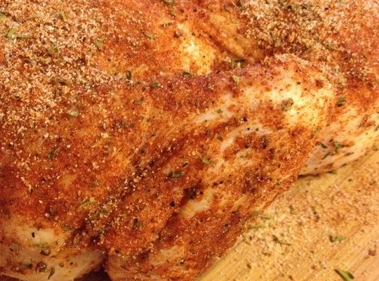 How to Make Your Own Rotisserie Chicken Spice!