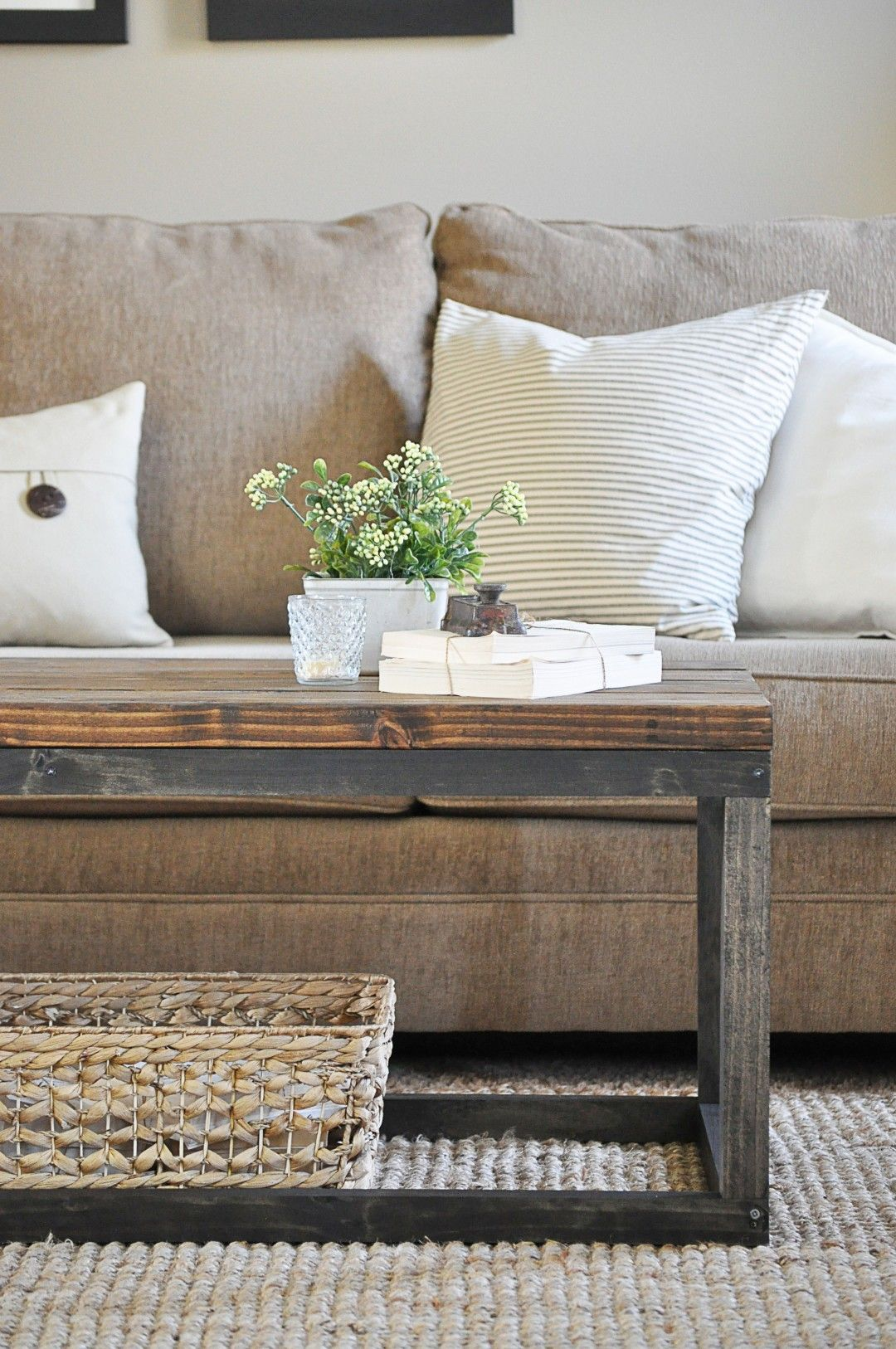 Superb Diy Industrial Furniture. To Pump Up The Industrial Factor Of This DIY  Coffee Table By