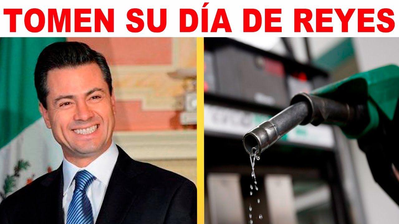 Los Empresarios Causantes de los Gasolinazos!!!