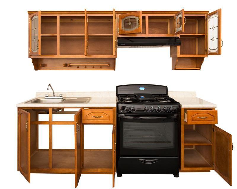 Pin de let en muebles de madera pinterest muebles de for Catalogo de cocinas integrales de madera
