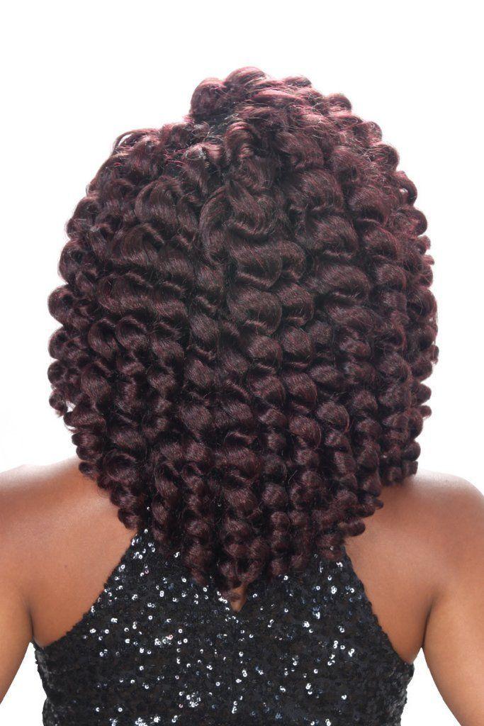 Zury Naturali Star V 8 9 10 Crochet Braid Rod Set Hair