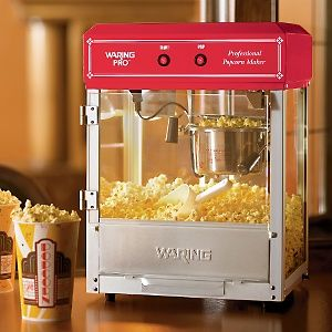 Frontgate Waring Pro Theater-style Popcorn Popper at HSN.com.