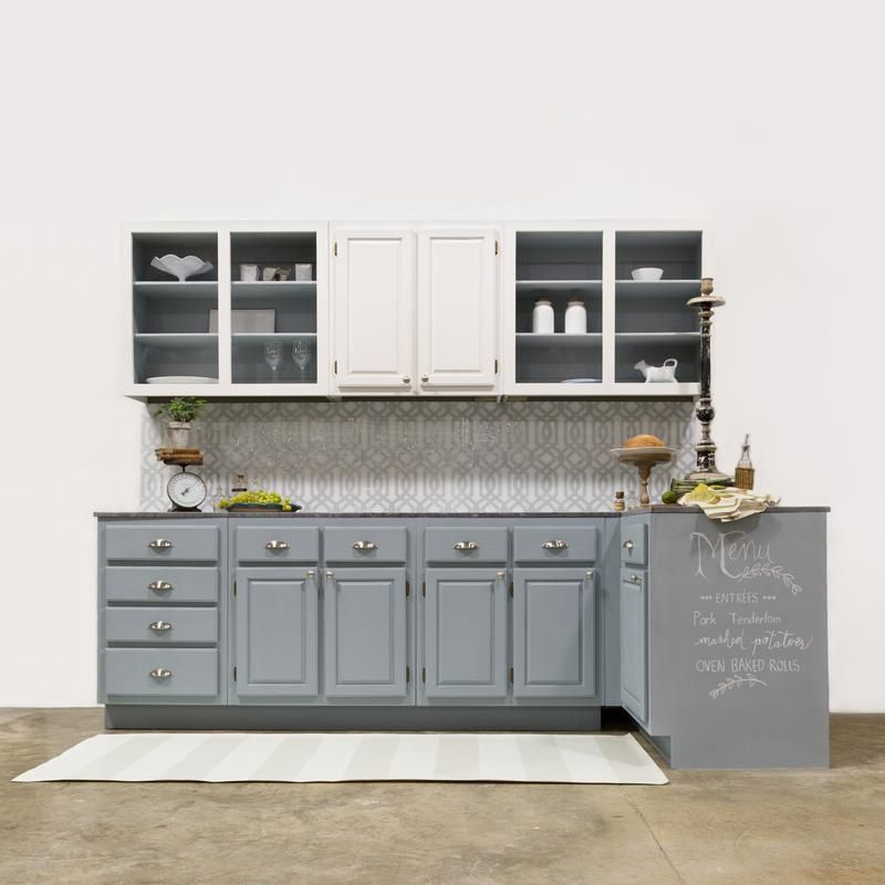 The Easiest Way To Renovate Your Kitchen: The Easy Way To Refinish Cabinets