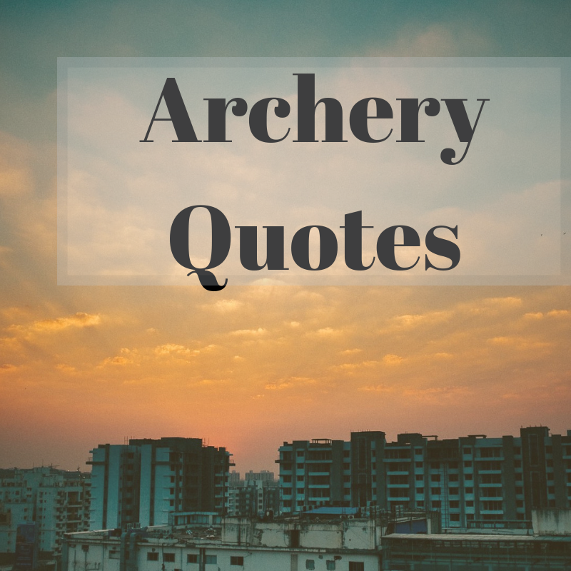 Archery Quotes Funny And Motivational Archery Quotes Funny Quotes Quotes
