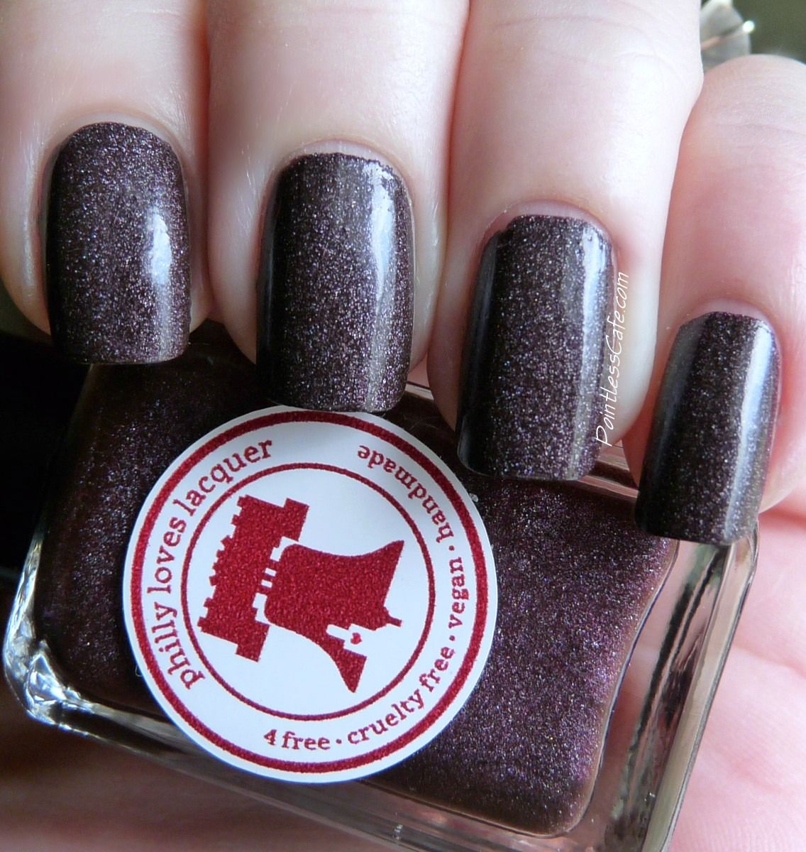 Nail of the Day: Philly Loves Lacquer - 2 AM Coffee Run | Nailed It ...