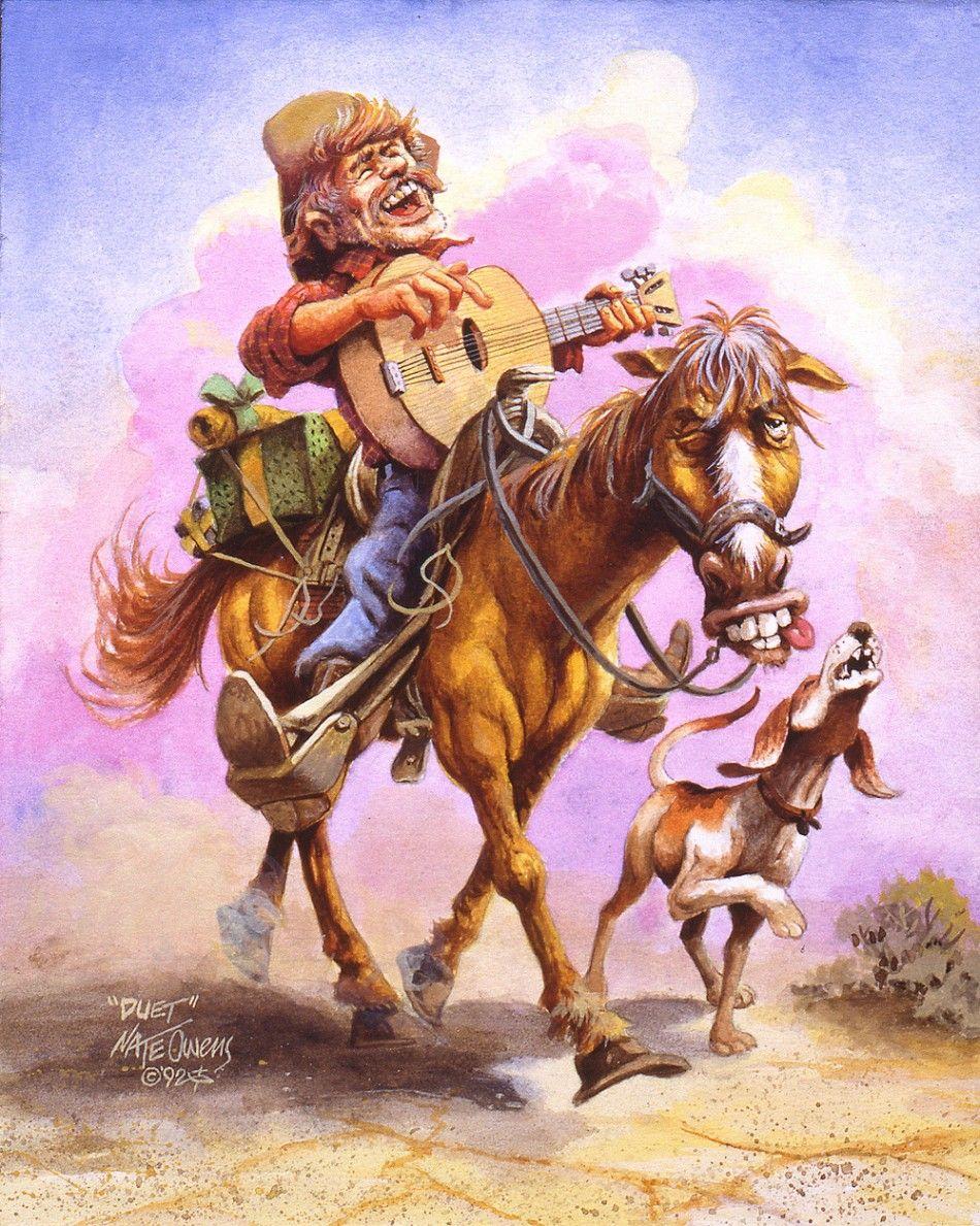 Картинки прикольные ковбои, фото картинки красивые