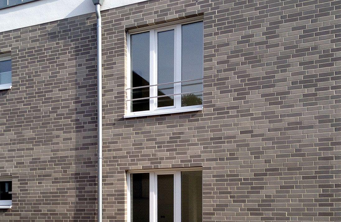 faro grau bunt r ben tonbaustoffe gmbh hausfassade pinterest klinker hausfassaden und. Black Bedroom Furniture Sets. Home Design Ideas