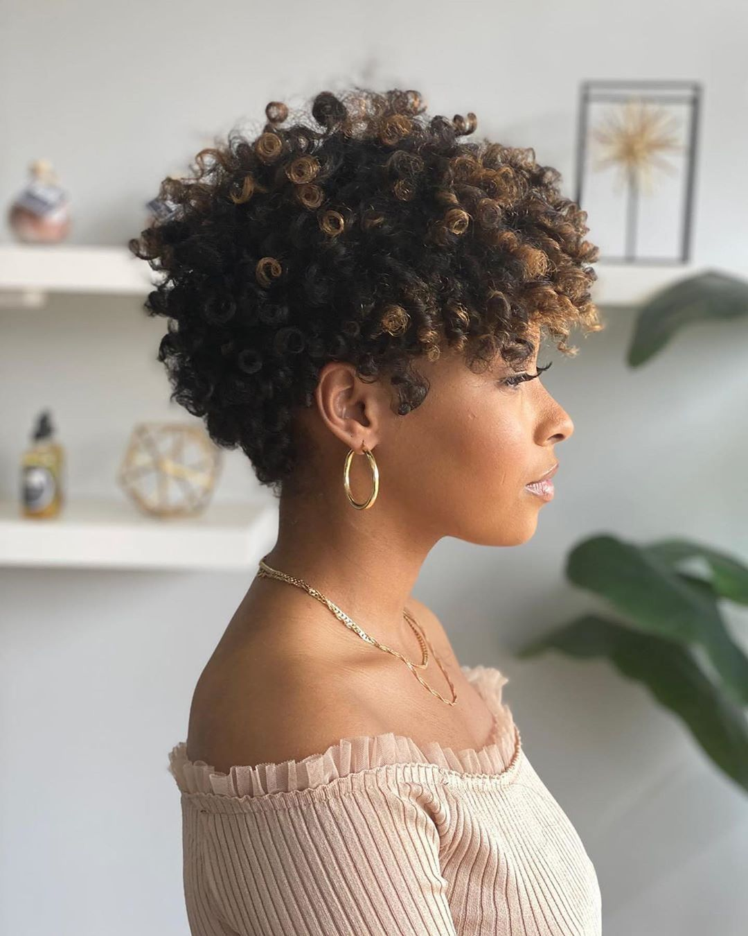 """""""Big Chop"""" with Flair: How to Rock Your TWA with Confidence - Voice of Hair"""