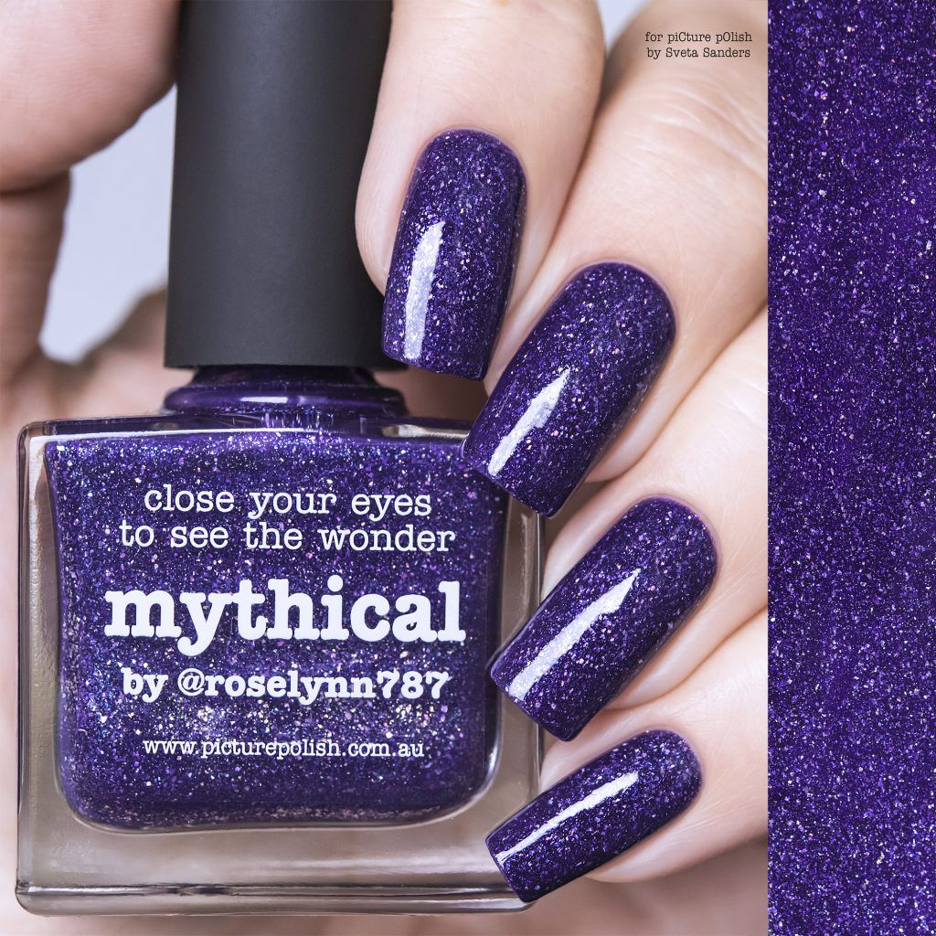 Picture Polish - Mythical | Wishlist Vernis | Pinterest | Picture ...