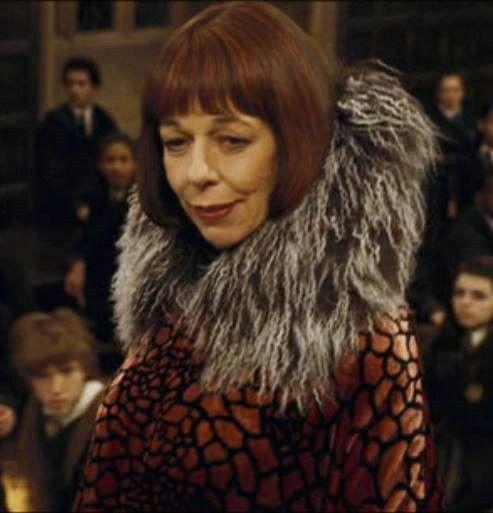 Frances De La Tour As Madame Maxine Harry Potter Art Rosie The Riveter Harry Potter
