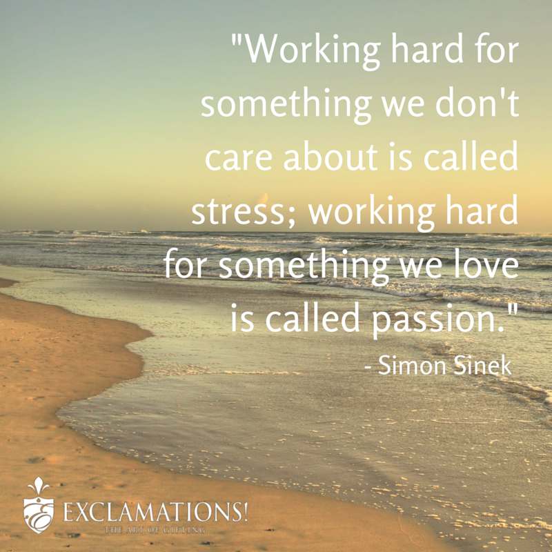 """Thankful to be working with passion! """"Working hard for ..."""