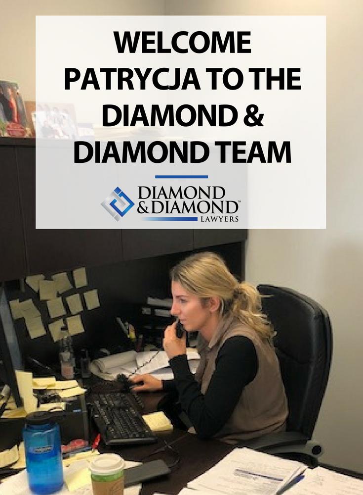 We Re Happy To Welcome Patrycja Majchrowicz To The Diamond And